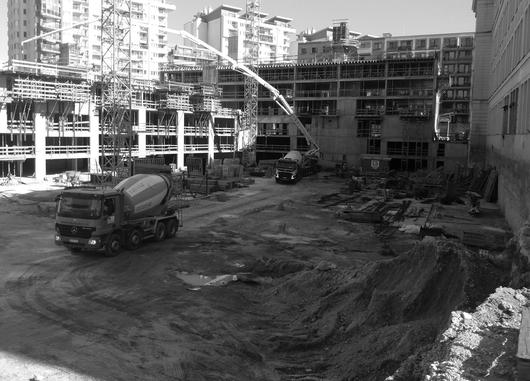 V Bratislavě se pokračuje stavbou nadzemních podlaží Nové Cvernovky