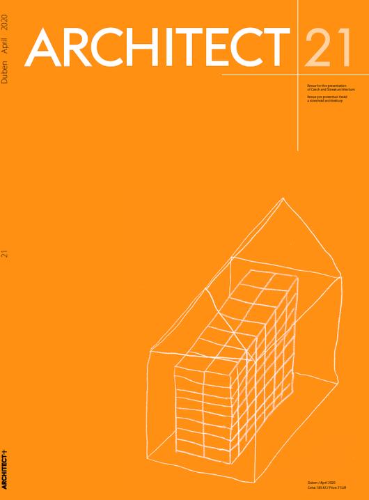 ARCHITECT+ Dům v boru