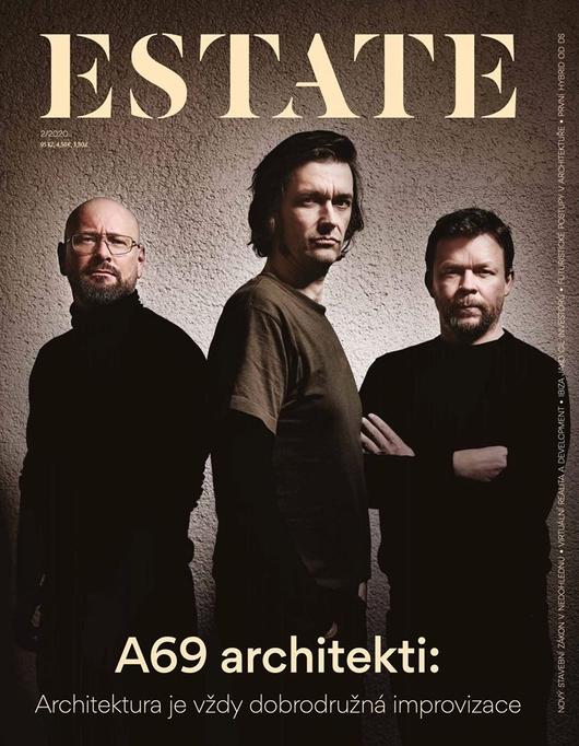 A69 - architekti v
