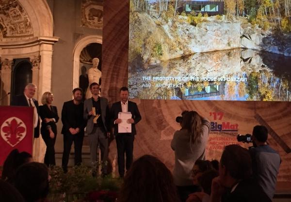 BigMat Awards 2017: A69 držitelem ceny za nejlepší národní projekt!