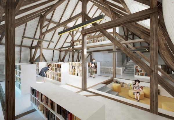 Chebská knihovna získala souhlas památkářů