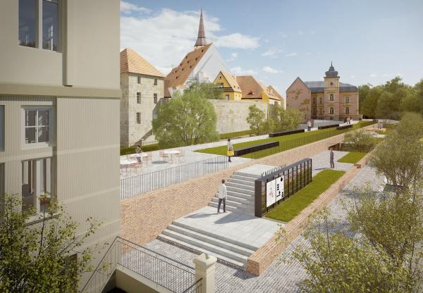 Nová chebská knihovna sbírá podporu