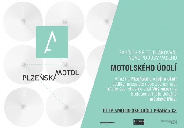 Projekt participace: nová podoba Motolského údolí