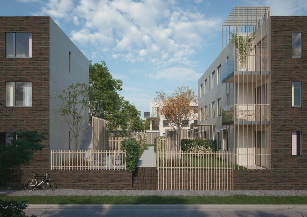 Housing in Velké Přítočno