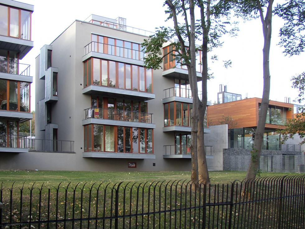 Villa Park Strahov